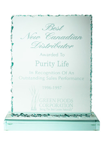 Purity Life Best Canadian Distributor 96-97
