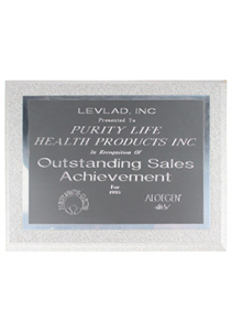 Purity Life Outstanding Sales 1995