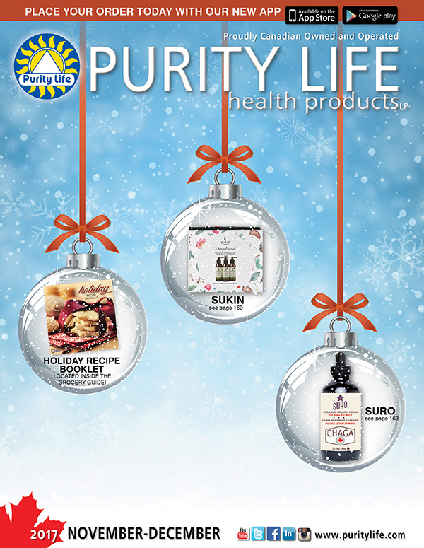 Purity Life November Issue