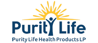 Purity Life Health Products LP. Logo