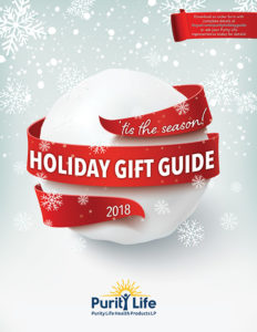 Purity Life Holiday2018 Order Form