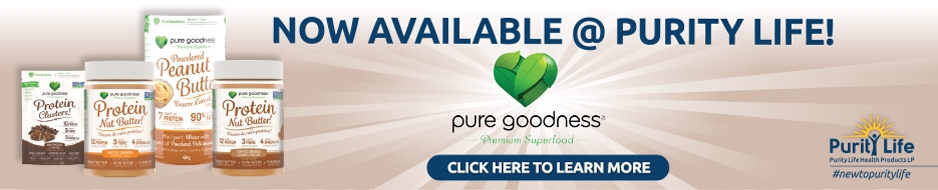 PURE GOODNESS_new brand Purity Life