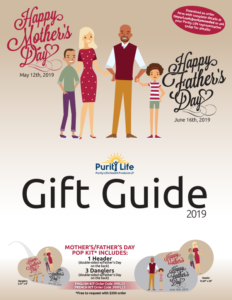 Purity Life Mothers&FathersDay 2019 Order Form