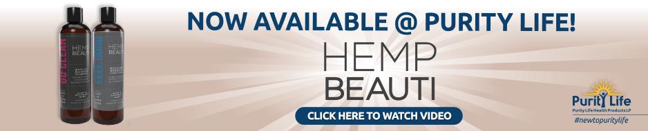 HEMP BEAUTI Now Available