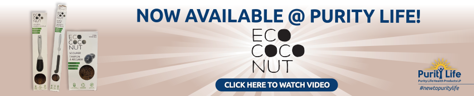 ECO COCONUT Now Available at Purity Life
