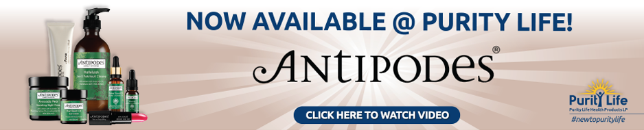 ANTIPODES Now Available at Purity Life